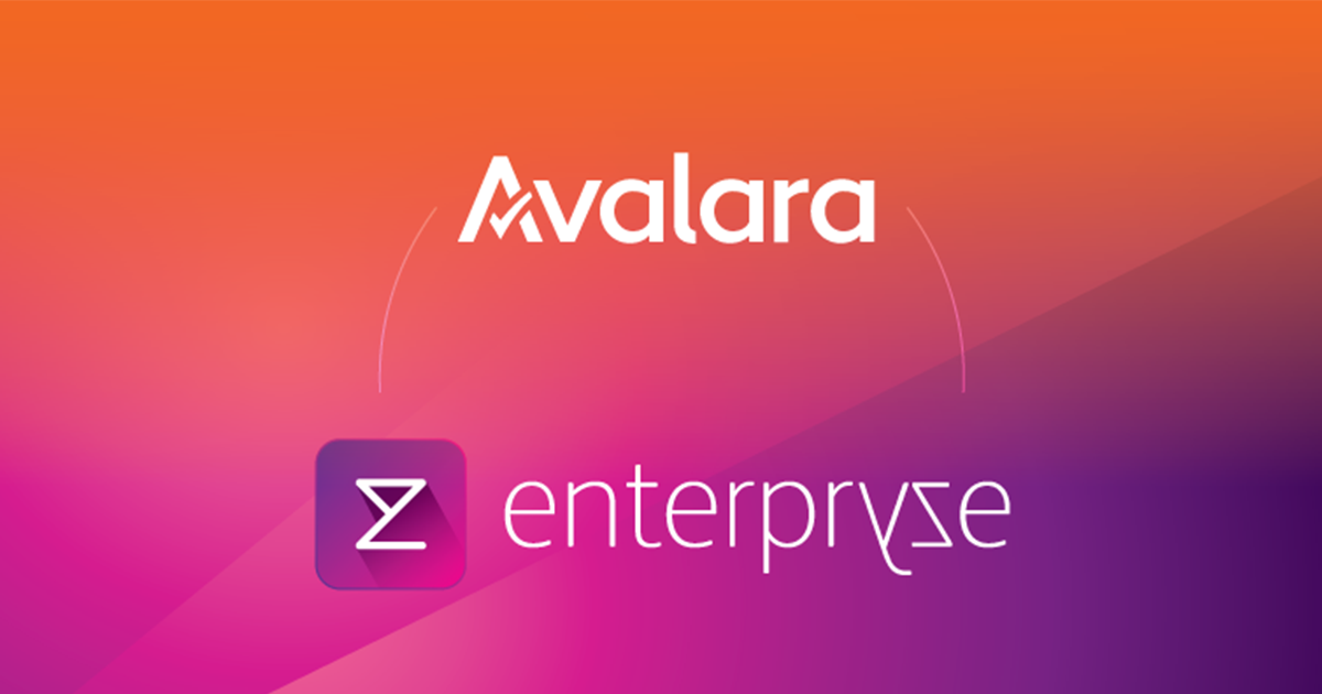 Avalara Enterpryze Your Business Management Solution