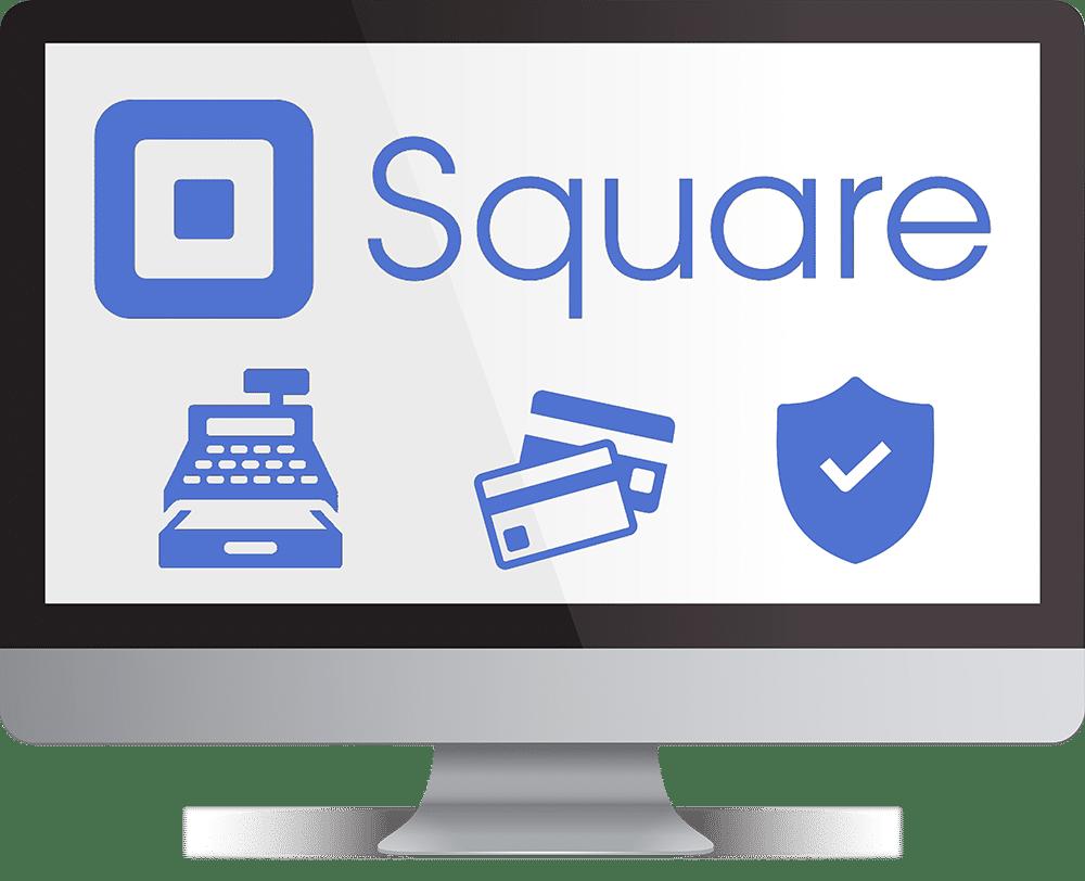 Enterpryze Square logo on computer screen