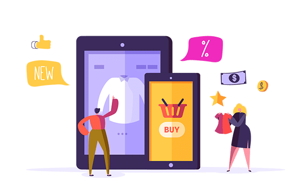 Enterpryze Shopify eCommerce mobile app