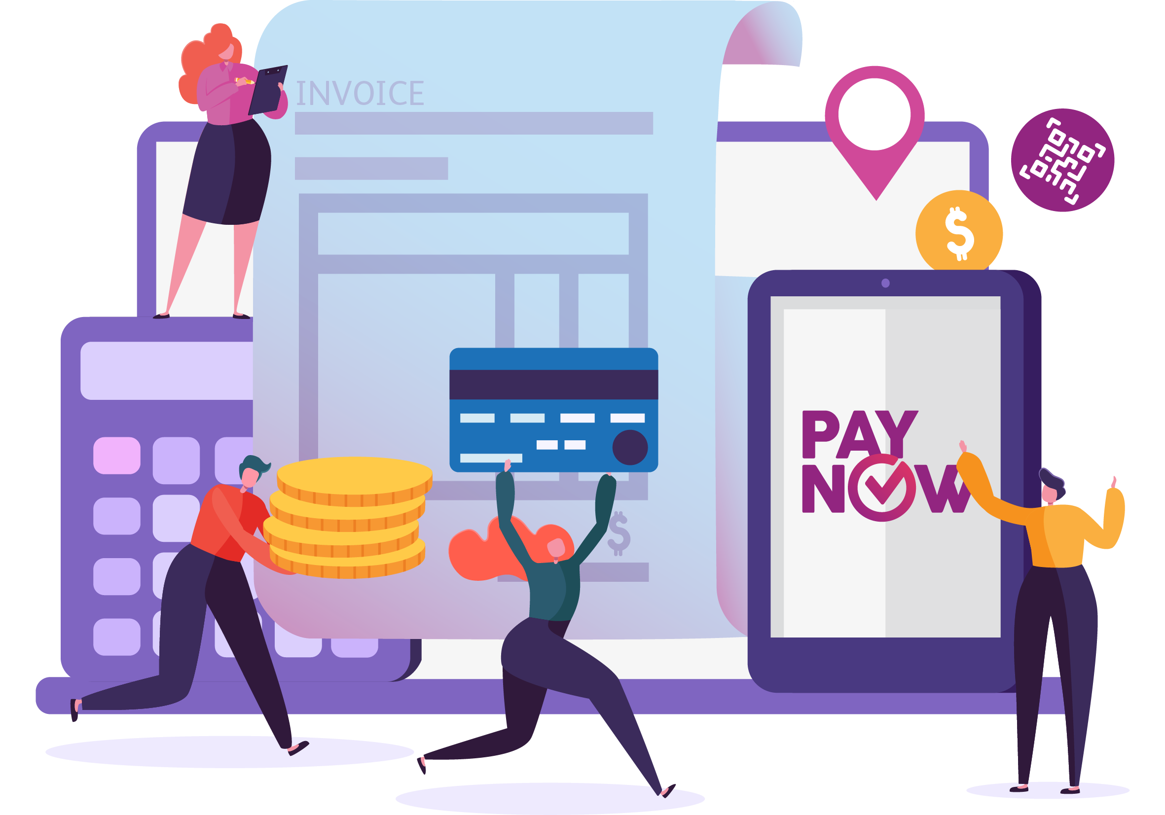 invoice and pay singapore